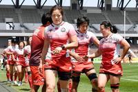ラグビー7人制、日本女子3連敗 ワールドシリーズ