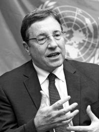 [時の人]/国連開発計画総裁/アヒム・シュタイナーさん/貧困・飢餓廃絶に向け奔走