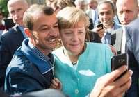岐路に立つドイツの難民寛容政策 「厳格化」で首相と一線画した与党党首