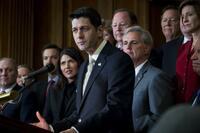 米下院、法人減税案を可決 上院と一本化焦点に