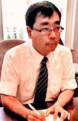 自治体国際化協会パリ事務所の所長補佐として活動する山城拓也さん