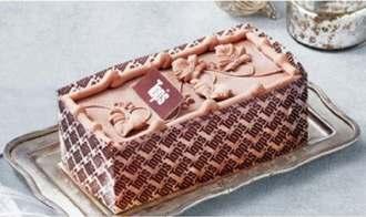 セブン―イレブン・ジャパンが沖縄でネット販売するクリスマスケーキ(同社提供)