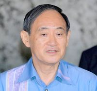 「どうしてそうなったか、よく分からない」 菅氏、沖縄知事発言釈明に