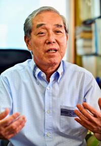 実感ない好景気、後継者不足…課題克服するには 県中小企業団体中央会長・島袋武氏が取り組みたいこと