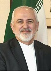 イランのザリフ外相