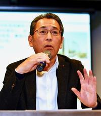 「台湾企業は沖縄を入り口に日本市場へ」 リウボウHD会長が現地講演