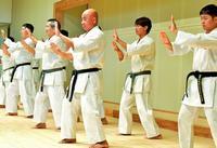 沖縄空手の神髄PR ユネスコ登録へ伝統4流派