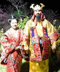 前田大和さん(右)宮城如さん