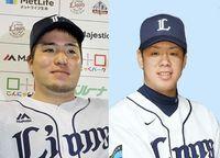 山川ホームラン王、多和田が最多勝 プロ野球 沖縄勢2人が初タイトル