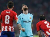 サッカー、バルセロナ連勝止まる ナポリは開幕8連勝