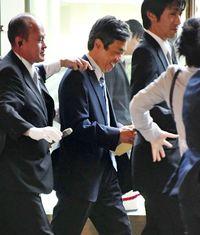 国会招致話「しないよ」/加計疑惑 渦中の柳瀬氏が官邸へ
