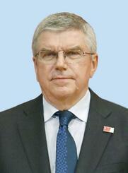 IOCのバッハ会長
