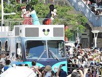 ディズニースペシャルパレード 名護市で3月開催