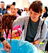 11年ぶり豊漁、沖縄産モズク 気象に恵まれ2万1031トン 過去3番目
