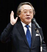 辺野古「沖縄に拒否権ある」憲法学者の小林節氏が講演