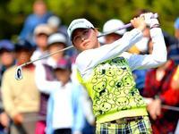 女子ゴルフ新垣比菜、5年連続ベストアマも「すごく悔しいですね」 来年はプロで!