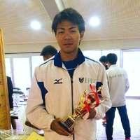 走り高跳びの友利響平選手が優勝 陸上アジア・ジュニア選手権