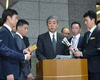 辺野古新基地:防衛相、14日に土砂投入 埋め立て予定
