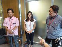 「海兵隊撤退を」オール沖縄会議、県民大会決議を政府に要請