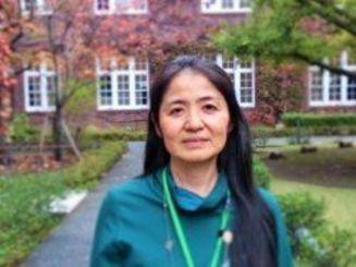 立教大学兼任講師の赫多久美子先生