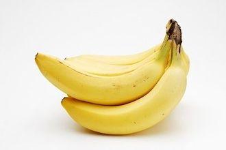 カリウムを多く含むバナナでナトリウムを排出しましょう