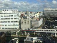 台風7号:沖縄都市モノレール、午後6時発が最終