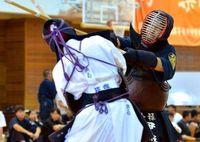 沖縄高校総体:剣道 小禄、33年ぶり女王