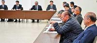 日本4カイリ主張へ きょう台湾と協議