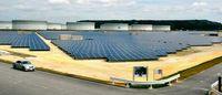 うるま市に沖縄最大規模メガソーラー 沖電に売電