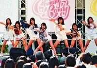 歌にダンスに笑顔のパフォーマンス 沖縄出身7人組「チュニキャン」、来月デビュー