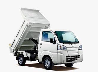ハイゼットトラック多目的ダンプ