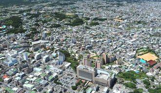 (資料写真)沖縄市