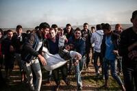 首都認定抗議、死者4人に パレスチナ人200人けが
