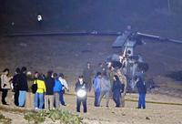 伊計島ヘリ不時着:米軍全機種の安全点検急げ【解説】