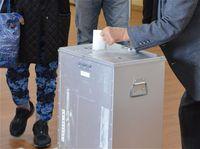 沖縄県民投票:午後4時の投票率は21.28% 期日前20%