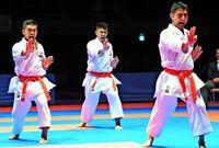 「東京五輪へ弾み」 世界空手選手権で金メダル、沖縄の関係者喜ぶ