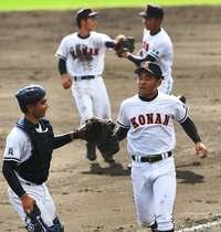 九州高校野球:興南、初戦突破 宮崎日大に2―1