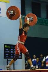 少年男子62キロ級で総合優勝した大城良太=江刺中央体育館