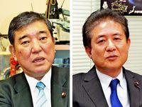 問われる地位協定改定、議論へ一石 元防衛相と元沖縄防衛局長に聞く