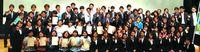 海外研修 成果を報告/就業体験の学生71人