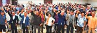 「県民投票に参加を」宮古島市民が要求 投票まで2カ月、市長に翻意訴え