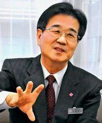 [人物地帯]4月に名桜大学第5代学長に就任する山里勝己(やまざとかつのり)さん