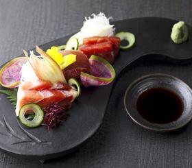 ザ・リッツ・カールトン沖縄のイタリアンレストラン「ちゅらぬうじ」で提供される特別メニュー