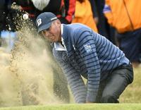 クーチャーが首位をキープ 米男子ゴルフ第3日