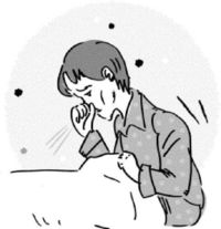 沖縄県医師会編「命ぐすい耳ぐすい」(1022)長引く咳 原因疾患の一つに結核