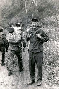 【沖縄とCIA ロバート・ジャクソン回顧録】(2)秘密主義 父の任務、詳細分からず