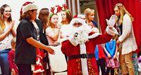 「サンタさんありがとう」/那覇で里親会クリスマス
