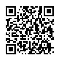 注文をまちがえるゆいまーるな喫茶店ホームページのQRコード