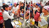 沖縄の食と農業学ぶ JAが「女性大学」開講