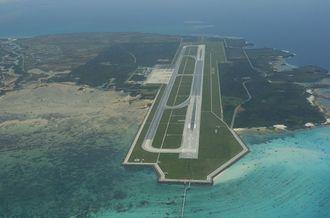 下地島空港=2005年撮影